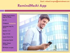 https://flic.kr/p/FWXxYs   To Do Lists - Task Reminder - Reminders App   Supercharge the way you set reminders on your iOS devices.   Buy and download apps : itunes.apple.com/us/app/apple-store/id948654827?mt=8       Buy and download apps : www.remindmeat.com