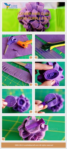 You ought to overall look at these amazing hair bows this excellent woman helps to make!