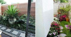 28 ideas que puedes poner en práctica si tu jardín es pequeño