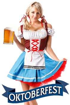 German Oktoberfest, Oktoberfest Outfit, Octoberfest Girls, Beer Maid, German Costume, Halloween Party Appetizers, Beer Girl, Black Betty, Hot Cheerleaders