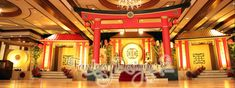 Image result for stage decor for meetings