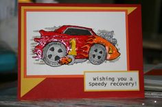 speedy recovery by lexant - Cards and Paper Crafts at Splitcoaststampers