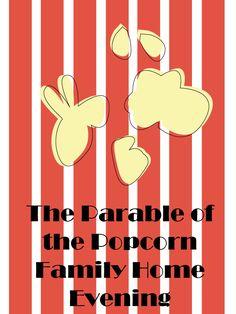 the popcorn parable FHE idea