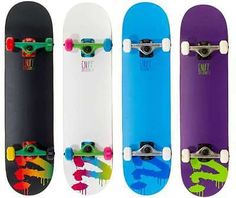 #Enuff 2014 logo #complete kids #skateboard,  View more on the LINK: http://www.zeppy.io/product/gb/2/311117429565/