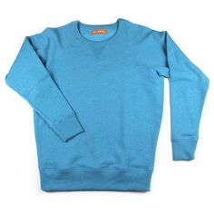 Sweatshirt Blue by Olasul