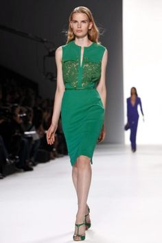 Elie Saab Spring Summer Ready To Wear 2012 Paris