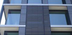 Terracotta Cladding Miller Street - James Taylor
