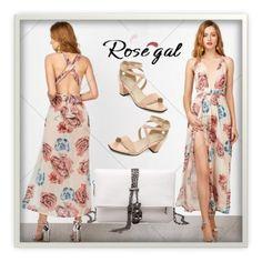 """Rosegal"" by maya-devojka ❤ liked on Polyvore"