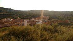 Buenos días crivillenenses, para este martes os dejo esta fotografía de nuestro pueblo Crivillén