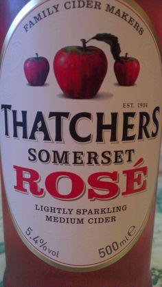 Thatchers Cider Rose