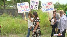 Alleged racist sued on behalf of Austin woman
