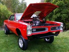 66 Pontiac Gasser