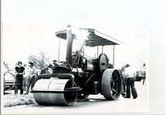 Photo:The Vickery's Steam Roller