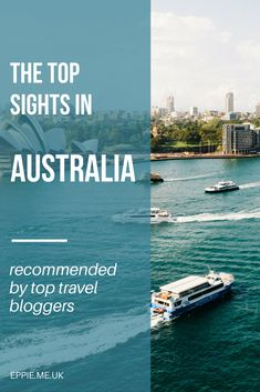 The top sights in Australia - a complete guide for beginner's written by top travel bloggers | what to do | melbourne | sydney | west coast | east coast