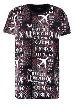 SYSTVM - RANGE - T-Shirt print - allover print