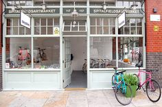 tokyo bike: london pop-up shop