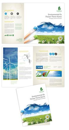 Strategic Management Brochure Template Will Be A Good Choice For