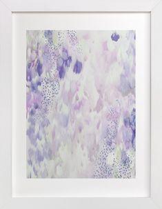 Falling Petals by Grace Kreinbrink at minted.com