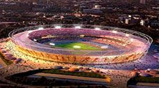 Would love to go to the opening ceremony of the 2012 Olympics in London.