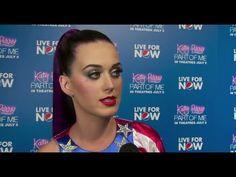 Katy Perry Visits the Troops for Fleet Week