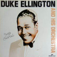 DUKE ELLINGTON AND HIS ORCHESTRA  JAZZ COCTAIL AJA 5024