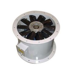 Manufacturer of Axial Flow Fan - Axial Flow Fans, Tubeaxial Fans, Ventilation Axial Flow Fan and Vane Axial Flow Fan offered by Dustech Engineers (P) Ltd. Axial Flow Fan, Belt Drive, Pulley, Exhausted, Pedestal, Tube, Fans, Medium, Design