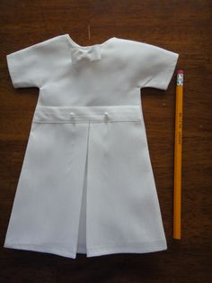 Angel Gown micro-preemie boy #49