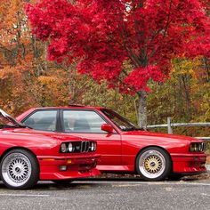 Beautiful fall day in Farmingdale, NJ at the 16th Annual E30 M3 SIGFest.  Over 50 E30 M3s gather annually - this is a must see event for any petrolhead!  #BMW #e30 #m3 #e30m3 #sigfest #s14 #mpower #dtm #godschariot #bmwblog #sigfest2015 #bimmer #classic #bmwclassic #boxedfenders #bbs #ultimateklasse #jalopnik #respectyourelders #turn14wall #fall #foliage #leaves #e30life #respectyourelders  #bmwstories #bmwrepost #bmwusa