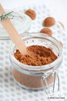 Zelf speculaaskruiden maken + recepten - Mind Your Feed