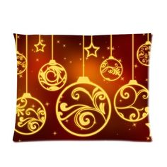 Merry Christmas Perfect Home Decoration Gift Custom Picture Pillow Case 20x26 one side *** Read more reviews of the product by visiting the link on the image.