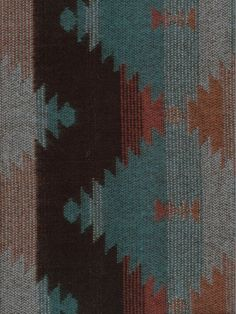 Southwest Apparel Fabric-Aztec Brown