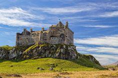 Duart Castle in Scotland by Luca Quadrio on 500px