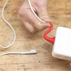 Moldable glue that will help you fix frayed phone chargers, broken toys, the economy, etc.* | 20 Awesome Products To Put On Your Amazon Wish List