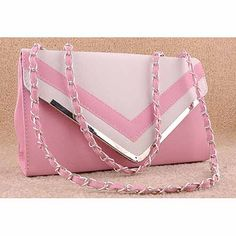 The pink dancer, womens fashion pink #clutches evening bags