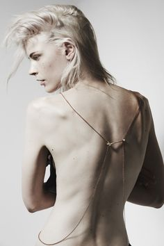 Burial Rites - Body Jewellery - Designer Fashion | Serpent & the Swan