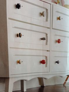 Eclectic knobs
