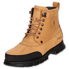 Polo Ralph Lauren Men\'s Huntswood Boot - http://authenticboots.com ...