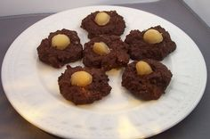 How to Make Sugar-Free / Low-Carb Chocolate Coconut Cookies