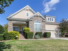 """Beautifully updated,master down, open floor plan w/ lawn maintenance. Large living areas, 4bd/2.5 ba plus a study. Updated kitchen w/ 42"""" white cabs, new tile backsplash, granite, & ss appliances w/ gas cooktop. Upgraded laundry room. 3 season porch, new landscaping, paver patio w/ fire pit & built in gas grill. Palisades pool, tennis, & fitness ctr included in hoa. Move-in ready, resort-style, convenient living in the palisades for far less t..."""
