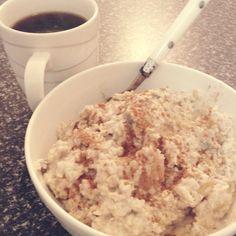 Cinnamon Porridge with caramelized pears!! Check out blog for more yummy treats......mangotree255@wordpress.com