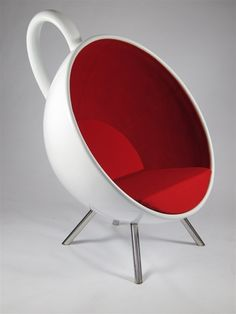Tea Cup Chair. @designerwallace