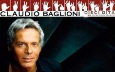 CLAUDIO BAGLIONI – DIECI DITA – TEATRO LIRICO – CAGLIARI – 28-29 DICEMBRE 2013