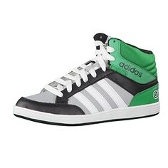 adidas NEO Kinder Sneaker HOOPS MID K 34f600f546a