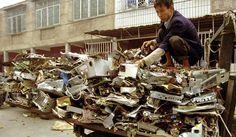 Guiyu E-waste Dumpsites