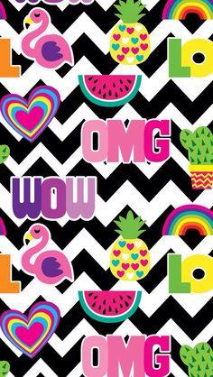 'wow omg lol' by Go Wallpaper, Heart Wallpaper, Galaxy Wallpaper, Mobile Wallpaper, Wallpaper Backgrounds, Poster Wall, Cute Wallpapers, Mobiles, Coloring Pages