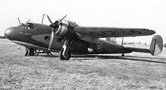 "de Havilland DH.95 Flamingo, R2765 ""Lady of Hendon"", 24 Squadron RAF"