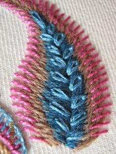 ELLA'S CRAFT CREACIONES: stitchery deliciosos ............