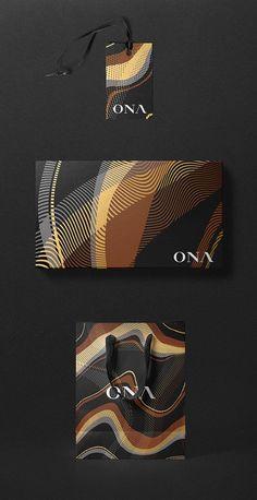 Ona fashion curators brand identity by 303 Design Squadron Logo Design, Graphic Design Print, Brand Identity Design, Graphic Design Inspiration, Graphic Prints, Typography Design, Daily Inspiration, 2 Logo, Logo Branding