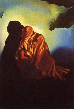 Salvador Dali  The Veiled Heart, 1932