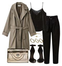 """""""Untitled #3097"""" by theeuropeancloset on Polyvore featuring MANGO, Beautiful People, Bulgari, Isabel Marant, Made and Gucci"""